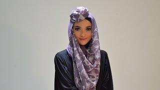 Hijab Tutorial Style 60 by Puteri Hasanah Karunia Thumbnail