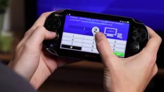 Uso a distancia PS4 y PS Vita - vídeo