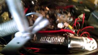 1964 413 duel Carter 500s first run
