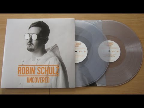 Robin Schulz - Uncovered / unboxing vinyl...
