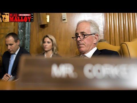 Bob Corker Slams Trump´s Presidency - Part 1