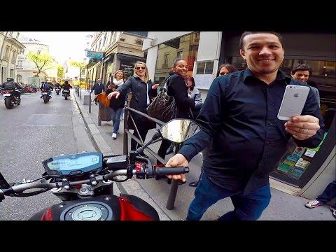 TU VEUX TOURNER ? MANIFESTATION MOTO LYON
