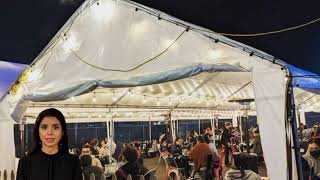 Party Rental Creation offers on-demand patio heaters for your event