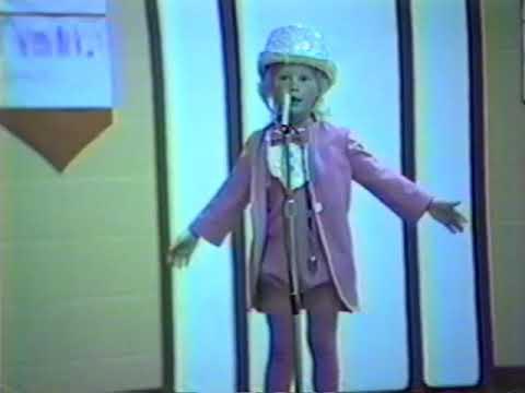Kindergarten Circus - Washington Grove Elementary School - May 13th 1986