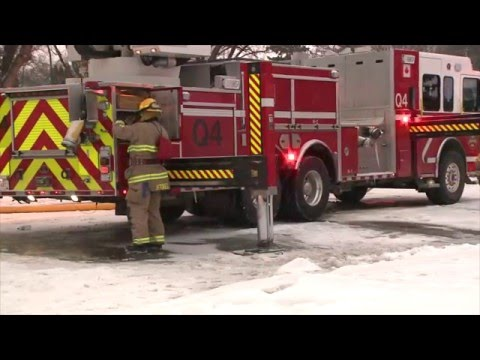 House Fire in South Lethbridge