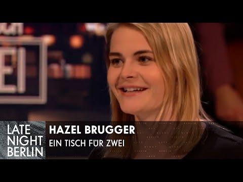 Hazel Brugger gewinnt im Lotto! - Tisch für zwei   Late Night Berlin   ProSieben