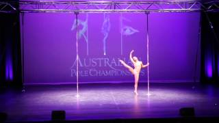 Melissa Grace, 2015 Australian Pole Championships, Professional Finalist