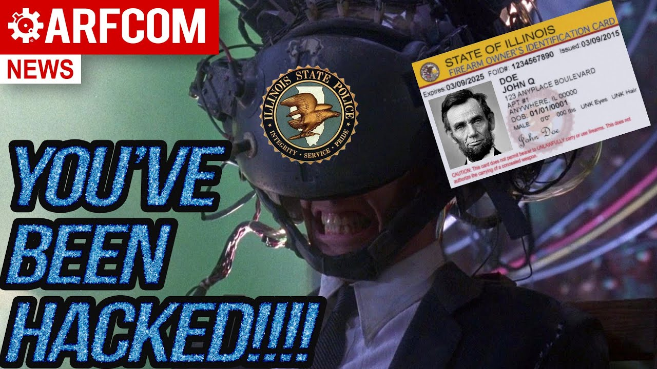 IL State Police Website HACKED, Gun Owner Data Leaked + Even AFT Agents Hate Chipman