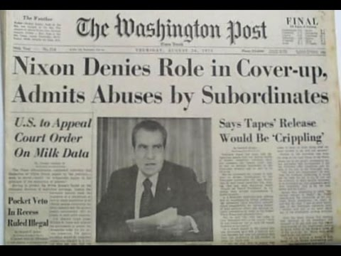 an analysis of the infamous watergate scandal and constitutional crisis in 1972 The scandal began on june 17, 1972  the watergate scandal victoria daniele constitutional history may 19  the watergate crisis essay.