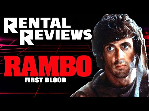 Rambo: First Blood (1982) Review With Keith Apicary & Nathan Barnatt - Rental Reviews