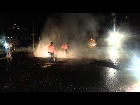 Владивосток порыв горячей воды