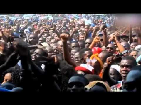 Weah: candidato presidente della Liberia per il 2017!