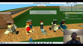 MY FIRST ATTRACTION PARK ? ROBLOX GAMEPLAY IN ENGLISH ? TUKITUKIGAMES