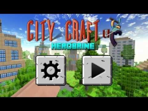 City Craft: Herobrine - Gameplay Android