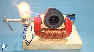 How to Make Free Energy Generator With Metal Mini Vise 100% Real New Technology