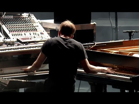 Nils Frahm  A Winged Victory for the Sullen  BBC Proms 2015  Full performance
