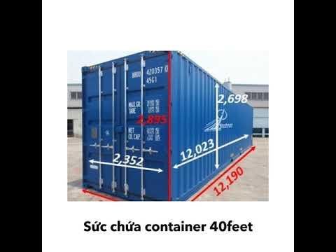 gửi hàng đi mỹ - Hướng dẫn đóng hàng container đi Mỹ. Cách gửi hàng đi nước ngoài tàu biển
