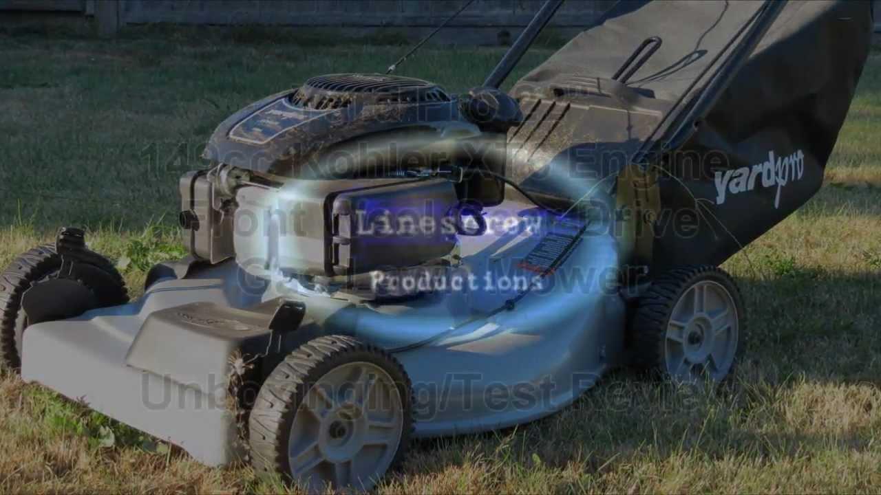 Yard Pro 22 Quot Kohler 149cc Xt6 Engine Front Wheel Gear