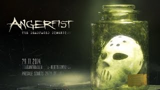 Angerfist - From The Blackness