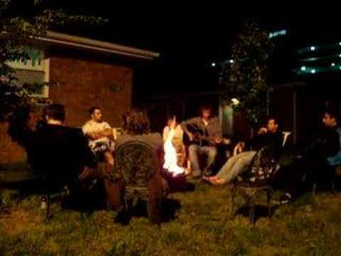 Music City Hostel Sing Along with Dakota Jay