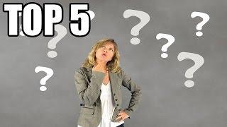 TOP 5 - Faktů, kterým se těžko věří