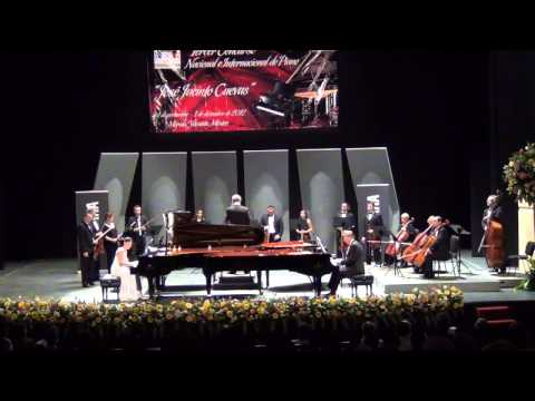 Bach: Concerto for 2 Keyboards in C major, BWV 1061.wmv