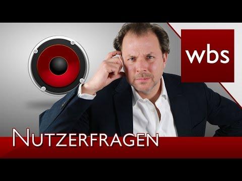 Nutzerfragen: Darf bei Twitch Musik im Hintergrund laufen?  | Rechtsanwalt Christian Solmecke