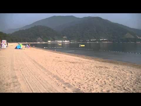 気比の松原海水浴場 福井県敦賀市