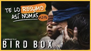 Bird Box | #TeLoResumoAsíNomás 216 thumbnail