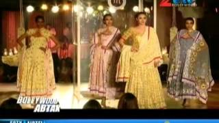 Music launch of Son of Sardar at GIMA Awards 2012