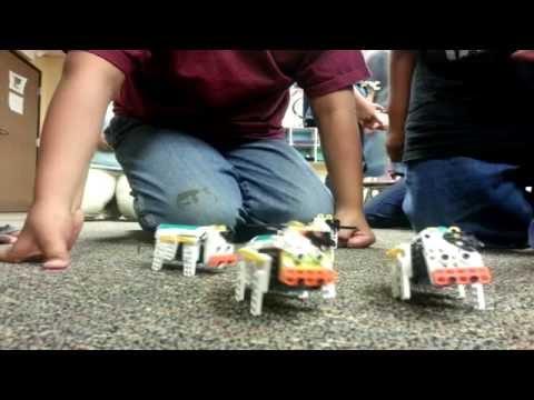 Simon Say Robotics - Summer Camp 2016