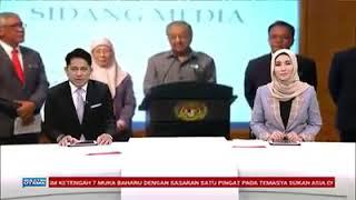 SPRM Dedah Jumlah Pendapatan Menteri Kabinet. Menteri Yang Mendahului Carta Berikut Adalah
