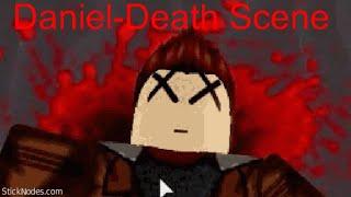 Daniel Death Scene (CAMPING 2-ROBLOX)
