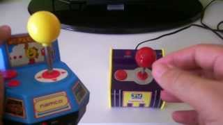 ( Ms. Pacman ) Namco Plug&Play 5in1 İnceleme / Review