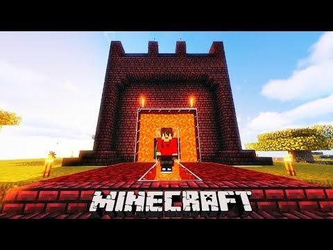 Minecraft: DUPLA SURVIVAL - O NOVO TEMPLO para o NETHER!!! (CONCLUÍDO) #17