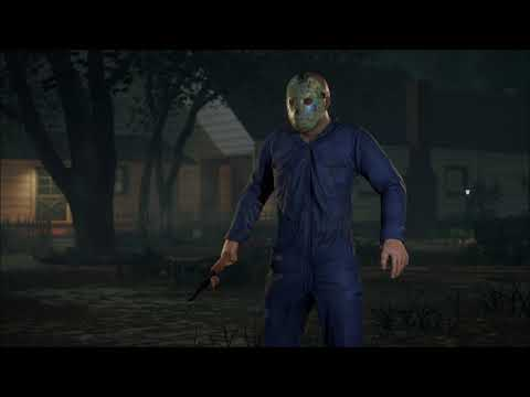 Friday the 13th: The Game - Soundtrack - Jason Part 5 (Roy)