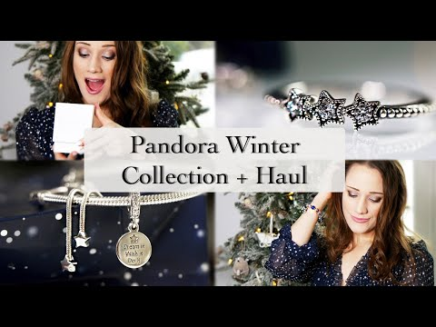 Pandora Winter Collection | Haul And Styling