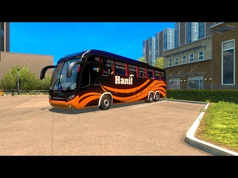 ETS2 HANIF VOLVO EXTREME DRIVING