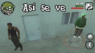 Modo 2 Jugadores en GTA San Andreas Android