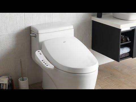 Biobidet Bidet Toilet Seat The Grommet