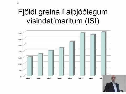Málþing safnaráðs um rannsóknir - Sigurður Gylfi Magnússon
