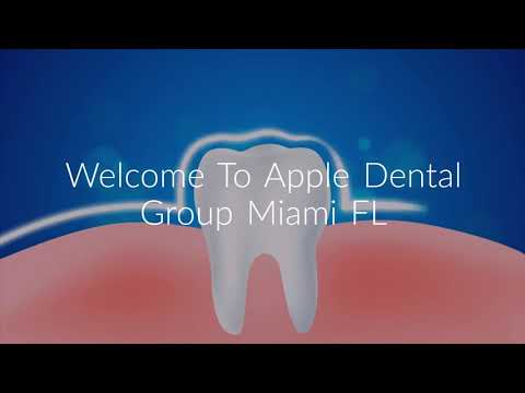 Affordable Dentist in Doral - Apple Dental Group