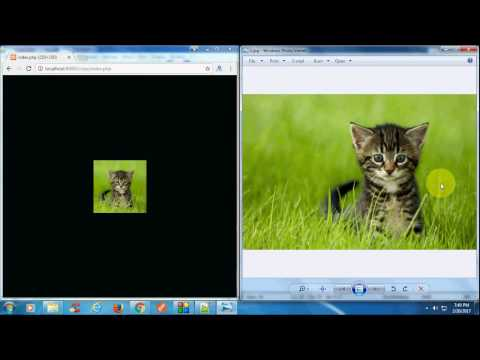Smart Image Cropping with PHP Tutorial