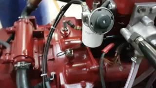 Moteur iveco 190 6 cylindres 350 CV modifier en moteur marin
