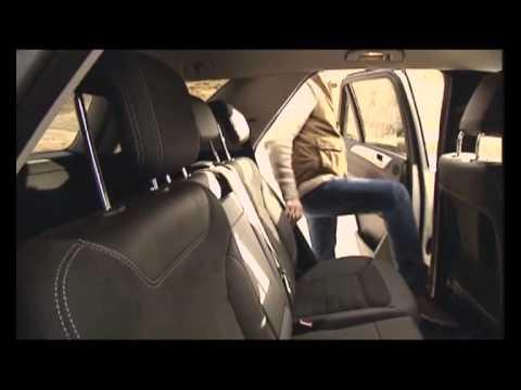 Наши тесты - Новый Mercedes Benz M-class