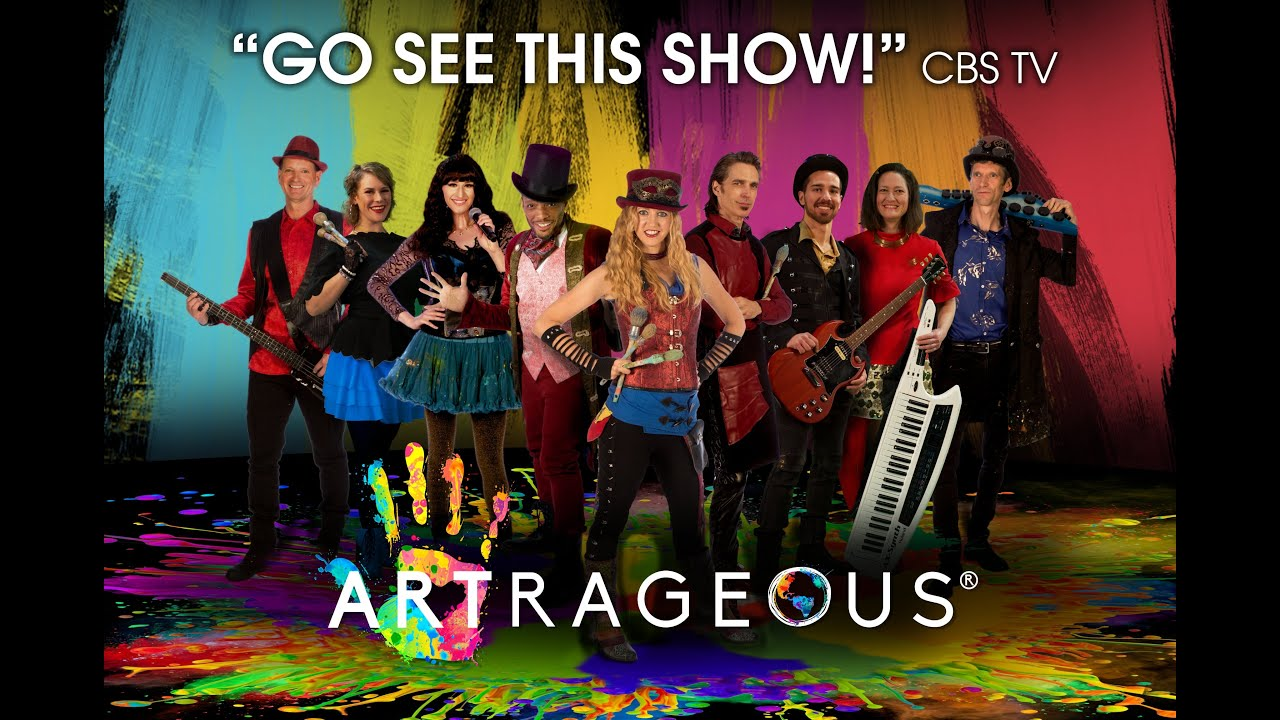 Remember Your Wonder, Your Talent, Your Passion - Artrageous Touring 2020