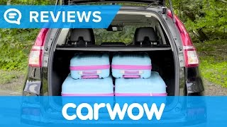 Honda CR-V SUV 2017 practicality review | Mat Watson Reviews