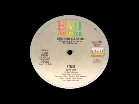 Sheena Easton -  Strut (Dub Mix)