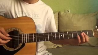 ВИДЕОУРОК: Мелодия 3 Doors Down – Here Without You