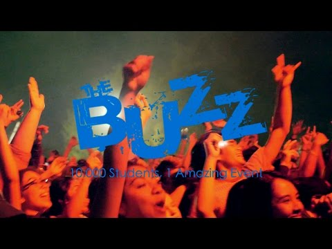 The BUZZ 2016 at UC Davis (Sponsors Experience)
